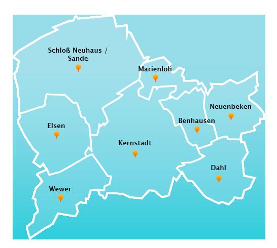 Touren Unterhaltsreinigung in Paderborn